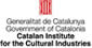 Generalitat de Catalunya. Government of Catalonia. Catalan Institute for the Cultural Industries